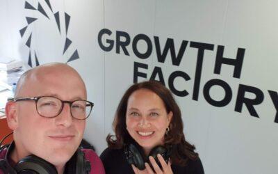 Karin Verhagen in de podcast van Groeivoer