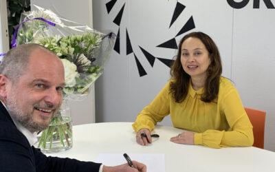 Han Giesberts nieuwe Partner